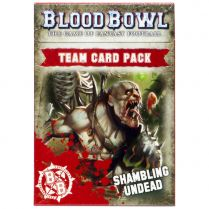 Blood Bowl: Team Card Pack – Shambling Undead
